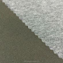 Windbreaker polar fleece Polyester Bonded Anti-static Fabric