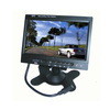 7 inch tft car monitor built-in speaker