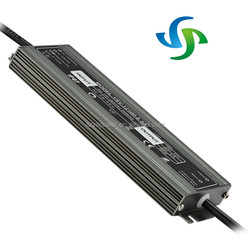60w led ultra-thin switch dali dimmable led driver waterproof ip67
