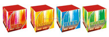 Daytime color smoke fireworks 45sec- 5 colors- 1.3G consumer fireworks for wedding new year party
