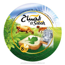 HALAL triangle cheese from natural Milk