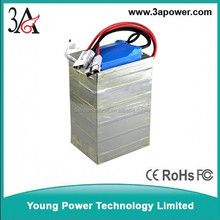 factory custom lifepo4 84v 40ah battery pack for ev electric car battery packs