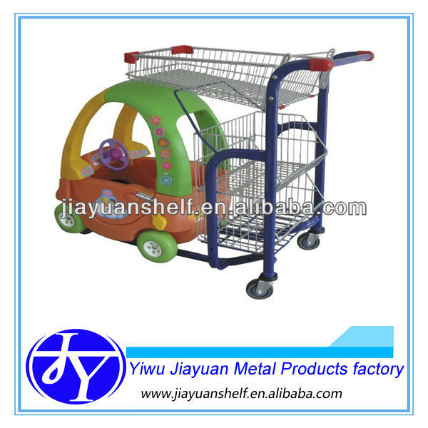 De energía- operado baby carrito de la compra del coche