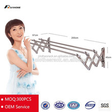The Largest Ceiling Mounted Clothes Drying Rack,Stainless Steel Clothes Drying Rack,Steel Pipe Storage Rack Heavy Duty Rack