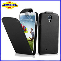 Hot Selling Flip Leather Case for Samsung Galaxy S4 S IV,Laudtec