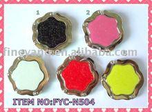 2013 hot sales Flower design bag ornament