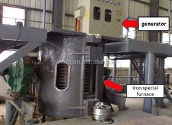 Customized Crazy Selling aluminum melting holding furnace
