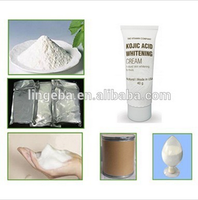 Top quality 99% Whitening soap and raw material for cosmetic using kojic acid