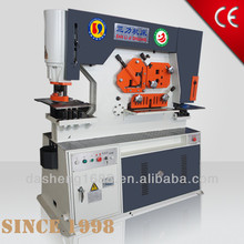 anhui dasheng Q35Y Series Hydraulic iron worker Hydraulic ironworker