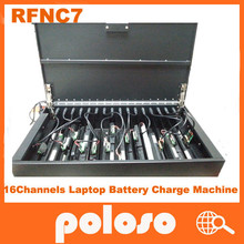 RFNC7 poloso 16 Channels External Battery Charger for laptop battery charge directly