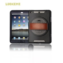 For iPad 6 Rotating Case, for iPad Air 2 Case 360 Degree Rotating Covers