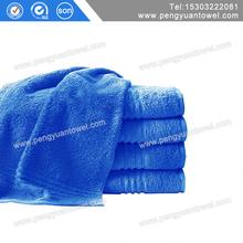 Plain color Thicken cotton European style enjoy Satin gear jacquard custom towel