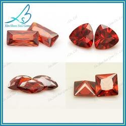 Preferential garnet semi precious jewelry gem stone
