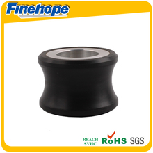 Polyurethane high quality elastomer product parts custom idler wheel
