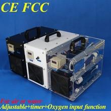 CE FCC portable ozone generator for water