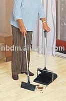 Dust Pan & Broom Set