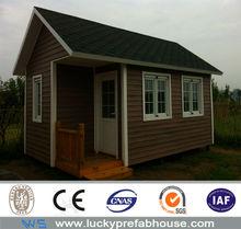 prefab modular prefabricated small woden house