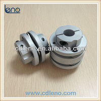 Aluminum Diaphragm Clamp Type Flexible Shaft Coupling