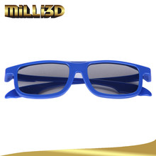high quality linear polarized ABS 3d glasses
