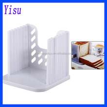 custom plastic cheese cake layered manual toast slicer slicing kitchen pro bread loaf dough cutter guide tool