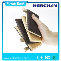 2015 cheap new rohs mobile move power bank portable charger