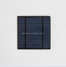 1.5W PET laminated solar panel
