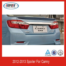 racing rear spoiler for Toyota Camry 2012~2013