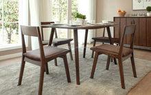 Popular most popular wooden half round dinning table