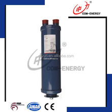 China Sealed And Flange Refrigeration Oil Separator