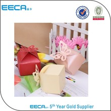 Shiny food packaging box/chocolate packaging box suppliers in Dongguan