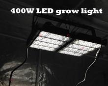 outdoor plant grow led lighting 400W 300W LED grow lamp IP65 waterproof replace 1000W flood light led grow panel lamp