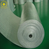 Al/EPE/Al high reflectivity heat insulation foil