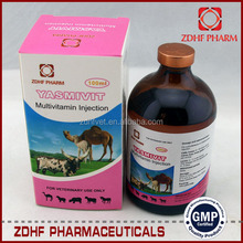 500ml 100m growth boosterl butafosfan vitamin b12 ampoule injection