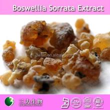 100% natural pure 40%~ 65% boswellic acid frankincense PE