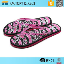 Flip Flops Manufacturer Ladies Fancy Wholesale Bulk Beach Wedding Flip Flops