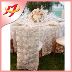 Hot universal rose wedding fancy chair cover for weddings