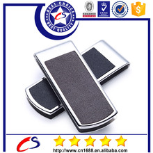 New style leather personalized small money clip for wholesale