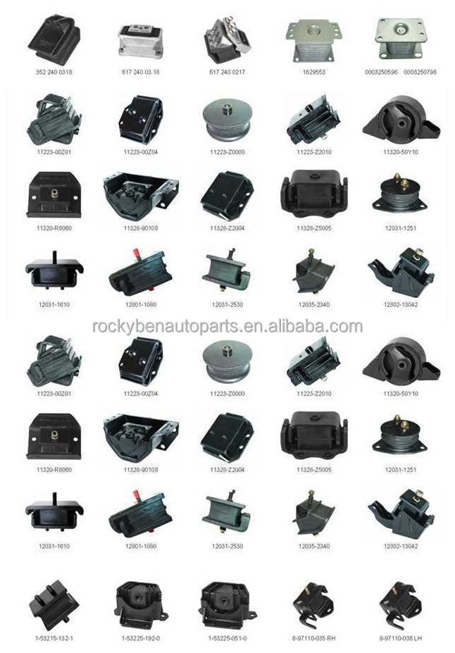 Auto Engine Parts For Toyota Car Mount 48332-35020 - Buy Auto Engine ...