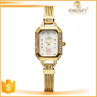 2015 Hot selling japan movt quartz watch stainless steel back