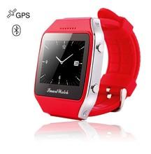 Alibaba DZ10 GPS Tracker mobile phone/touchscreen china smart watch phone hot sale