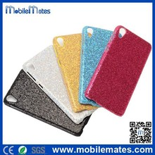 for HTC Desire 826 Glitter Powder Leather Coated Cover Case,for HTC Desire 826 Shimmering Hard PC Cover,for HTC Desire 826 Case