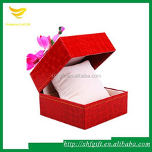 Fancy plain small velvet pillow with perfume inside