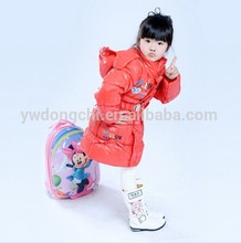 New Online Shopping China Clothes Children Winter Clothing Girls Cute Warm Winter Jacket