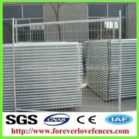 Canada temporary construction fence panels with wholesale price