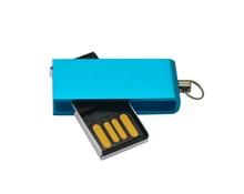 China Factory wholesale metal micro swivel usb flash drive 128gb