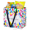 Foldable shopping bags / unfolded into beach mat / most popular at 2015 HK fair