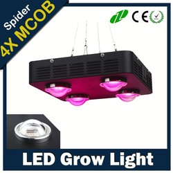 hydroponics 1000w hps grow light replacement, spider cob 4x108w led grow light full spectrum
