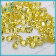 Alibaba wholesale cz fake gemstones for jewelry