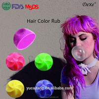 Dexe Hair Color Chalk color rub Best hair dyeing product for party night weekends