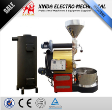XDEM Data Logger 3kg Small Raw Gas Coffee Roaster with Coffee Cooling Tray